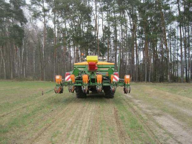 Siewnik do kukurydzy Amazone Ed 452-K