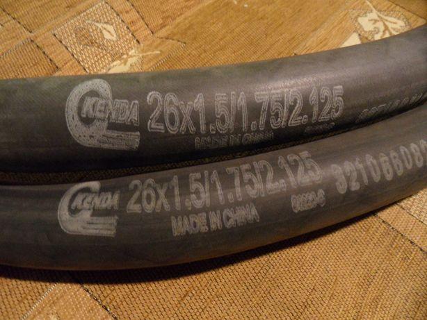 "Dwie dętki Kenda 26"" x 1.5-2.1 170 gram."