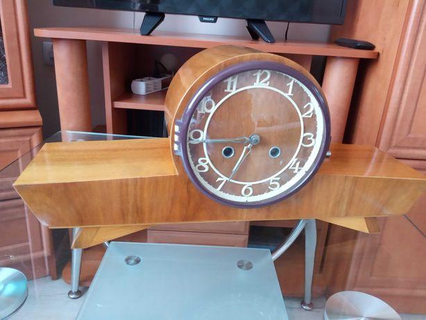 Zegar nakręcany na klucz
