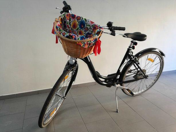 Rower Miejski 26 cali + koszyk