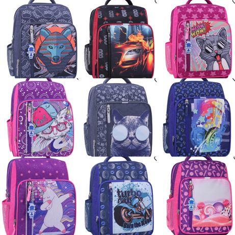 Школьный рюкзак, 1-3 класс, ортопедическая спинка, ранец