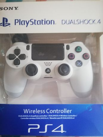 Comandos jogos Sony PS2/ ps3 /ps4 wired/wireless pack selado