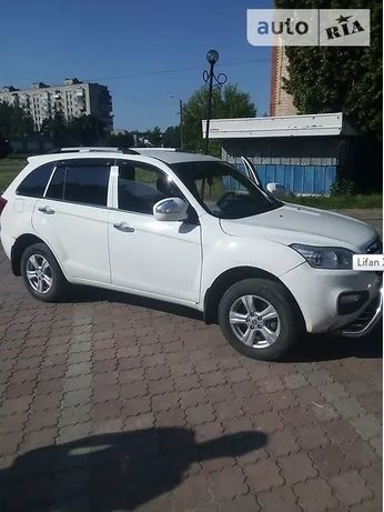 Продам Внедорожник / Кроссовер Lifan X60 2013