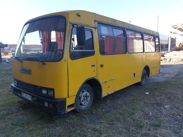 Автобус Богдан А-091 Турист