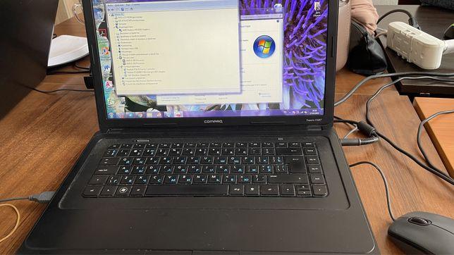 Продам ноутбук HP Compaq SSd, 4гб 2х ядерный процессор