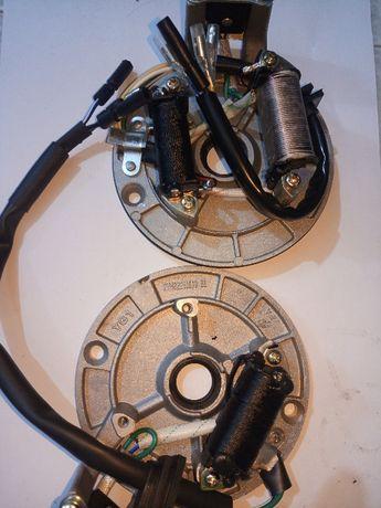 Parte elétrica bobine pit bike e stator bobines magnetico yamaha pw50