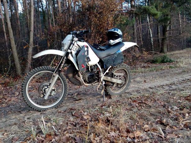 Honda CRM 125 do poprawek