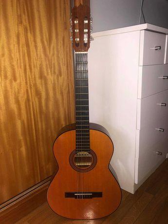 Guitarra Clássica + Cordas + Saco