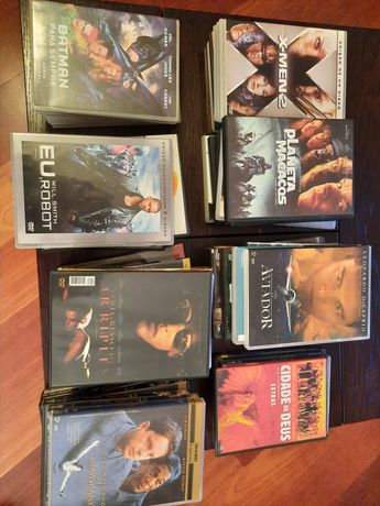 60 DVD cinema e também animação