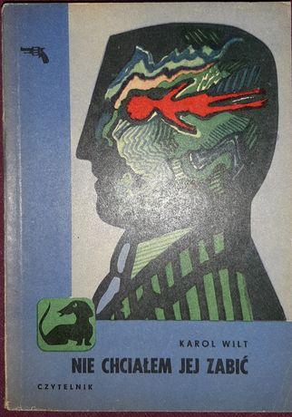 Karol Wilt - Nie chciałem jej zabić. Seria z jamnikiem
