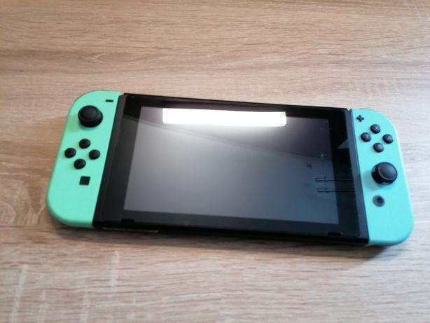 Konsola Nintendo Switch limitowana edycja Animal Crossing