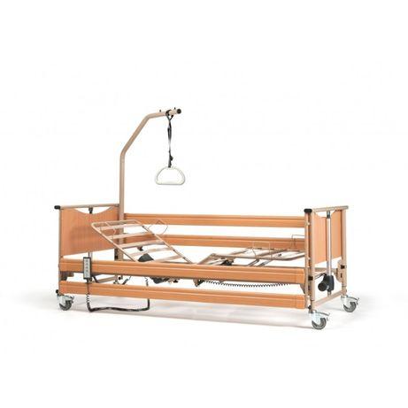 Łóżko rehabilitacyjne Vermeiren Luna Basic. Dostawa i montaż