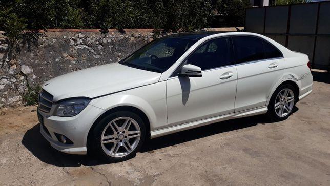 Mercedes C250 CDI 2010, E220 CDI W211 Auto 2007 Para Peças