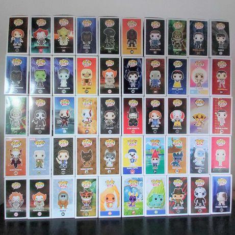 Funko POP! (Animation, Disney, Harry Potter, Movies, Television, etc)