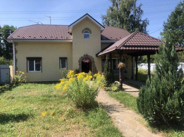 Сдам дом под Киевом посуточно с камином рядом лес и озера Вилла Форест