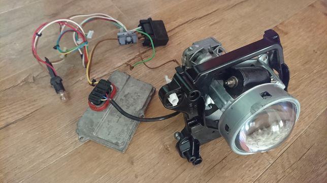 Галогена лампа блок рожжигу ксенон Hella audi a6