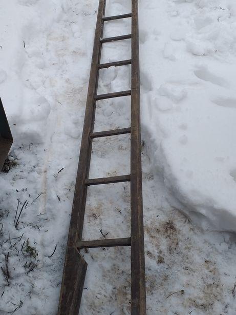 Продам лестницу трансформер 3.40м