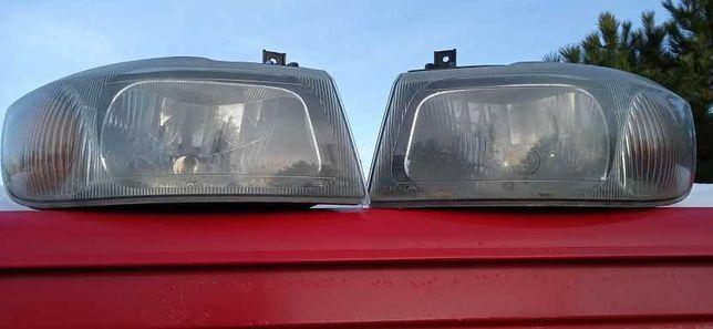Ford Transit 2003 lampy przod