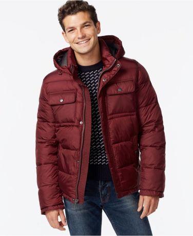 Tommy Hilfiger куртка пуховик парка Мужская Оригинал Размер S L