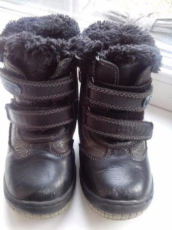 Продам зимние ботинки.200 руб.