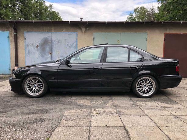 KOŁA ALUFELGI 18 BBS RS 744 745 ET20 8J ET24 9J BMW E39 E46