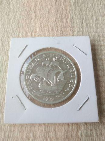 Moeda de 10 escudos prata de 1932 - Coleção