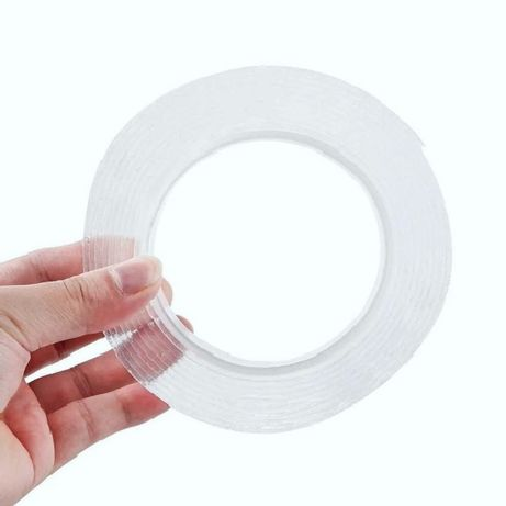 Многоразовая двухсторонняя крепёжная клейкая лента Ivy Grip Tape.