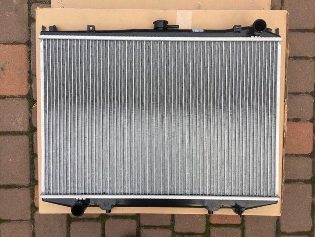 Радиатор Nissan Terrano (WD21) 2.7 TD 2.4 (86-93) Pick Up (85-97)