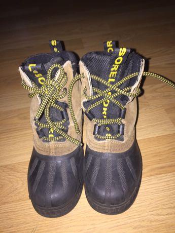 Резиновые ботиночки. 17см