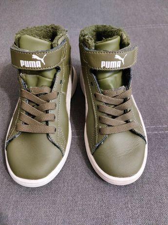Кроссовки, ботинки, Puma p.30 11.5 утеплённые, стелька 19см
