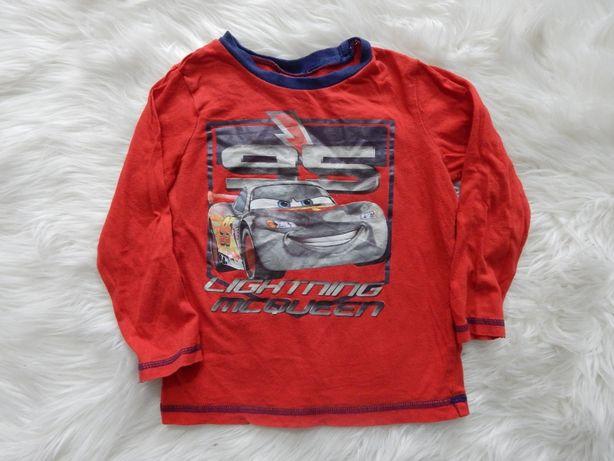 Disney 98cm bluzeczka Cars