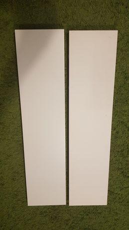 Półka LACK Ikea kremowa 110x26 - 2 szt