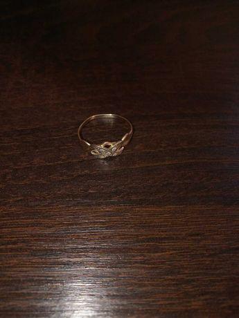 Колечко золотое 585
