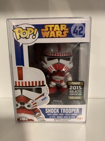 Funko POP! Star Wars Shock Trooper Galactic Convention Exclusive