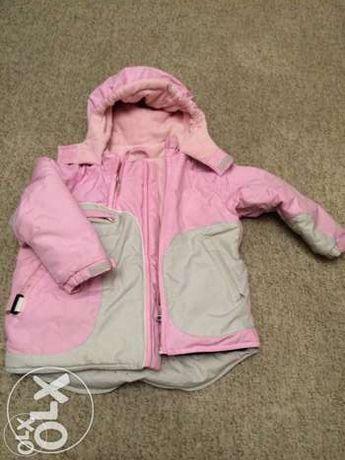 Зимняя термо куртка Decathlon, 4 года, 104-110 см