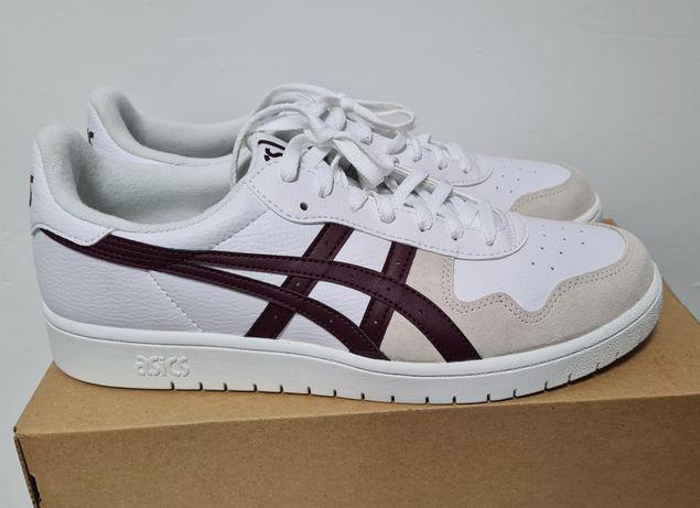 Nowe Asisc Japan rozm 45 męskie białe sportowe vintage styl buty