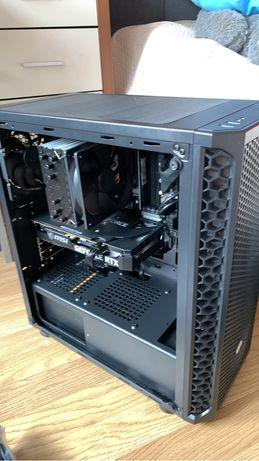 Komputer stacjonarny - do gier z RTX 3060 + AMD RYZEN 5 3600