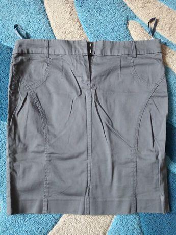 Szara spódnica z Orsay