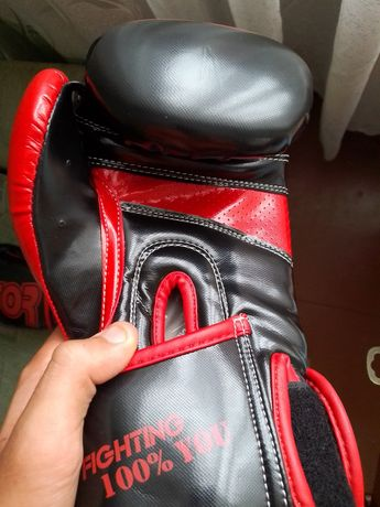 Продам боксерські рукавиці power play