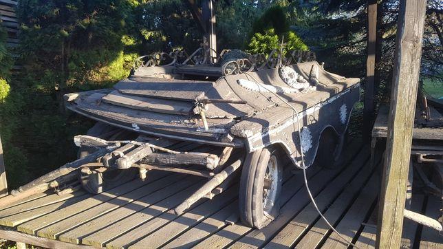 Karawan konny wóz bryczka powóz kareta dokart
