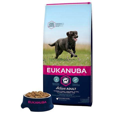 EUKANUBA adulto large breed - 18 kilos