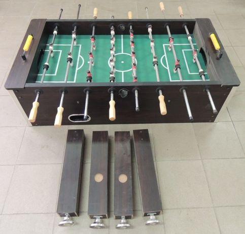 Piłkarzyki Stół do gry duży 140x73x87