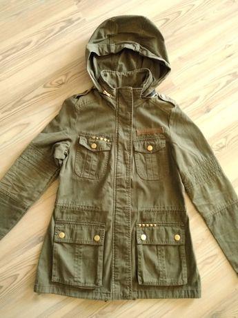 Nowa kurtka wiosenna khaki oliwkowa New Look rozmiar S 36-38