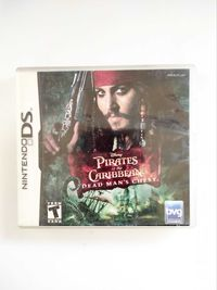 Pirates of the Caribbean Dead man's chest Nintendo DS