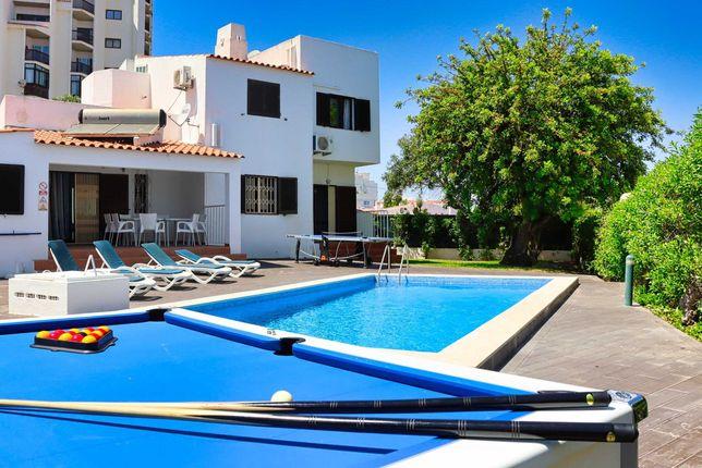 Super Villa para 12 pessoas - piscina privada, Albufeira