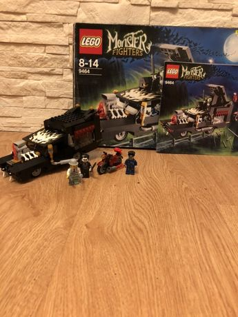 Lego 9464 unikat