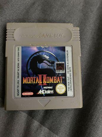 Mortal Kombat 2 Gameboy