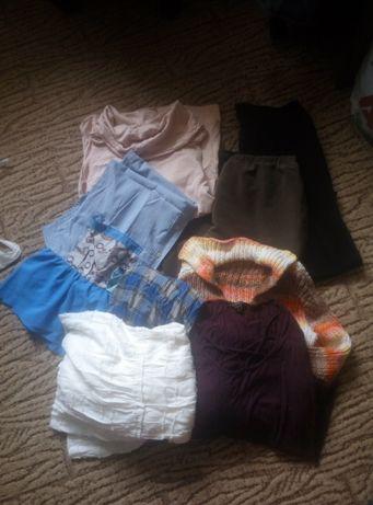 джинсы свитшот футболка юбка