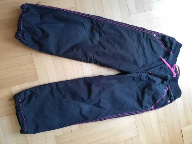 Spodnie ocieplane smyk cool club, jeansy Lupilu r. 116