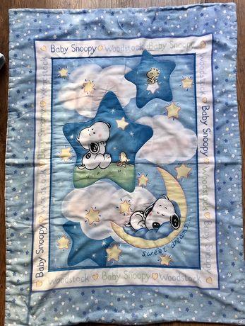 Komplet pościeli  dziecięcej Baby Snoopy